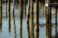 Dock Reflections (no. 1)